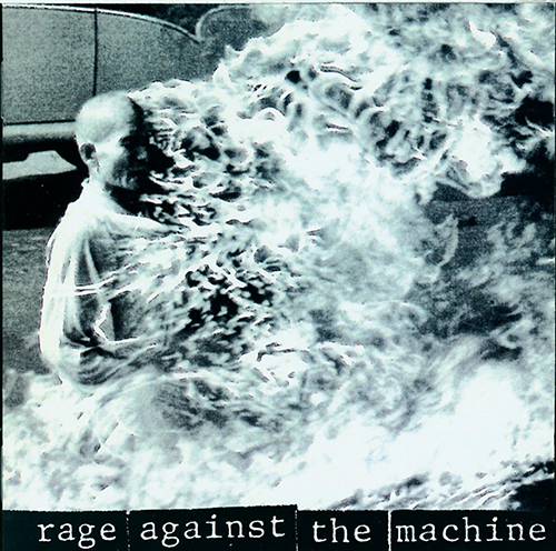 『Rage Against the Machine』('92)/Rage Against the Machine