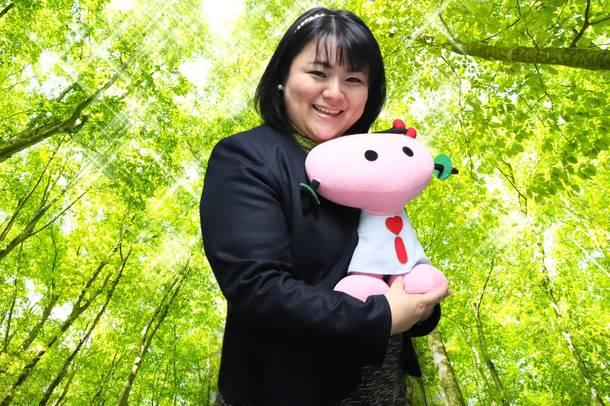 SIZUKU(Vo) photo by MANA
