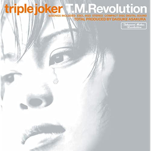 『triple joker』('98)/T.M.Revolution