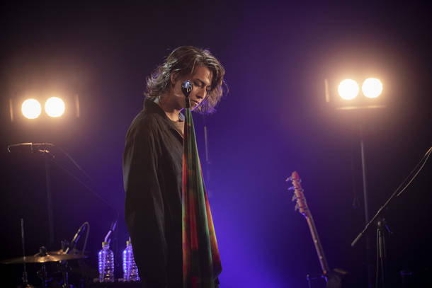 9月16日@CD発売記念生配信ライブ photo by  米山三郎