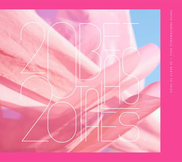 アルバム『20 BEATS 20 TALES』【初回生産限定盤】(CD+Blu-ray)