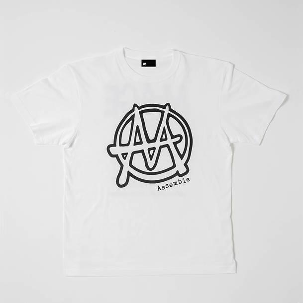 M-AGE リユニオン記念Tシャツ【白】表