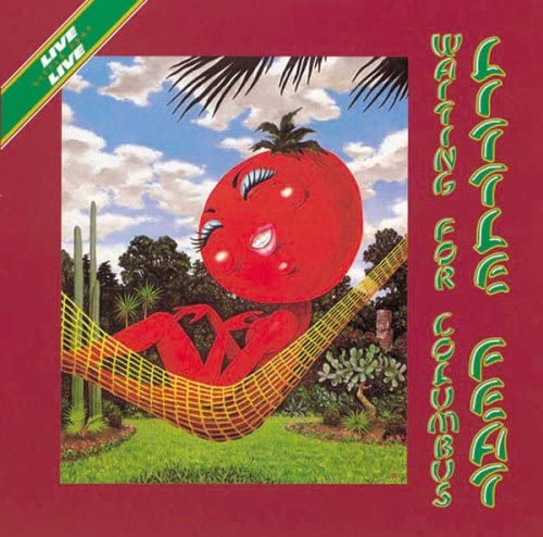 『Waiting For Columbus (Warner Bros.)』('78)/Little Feat