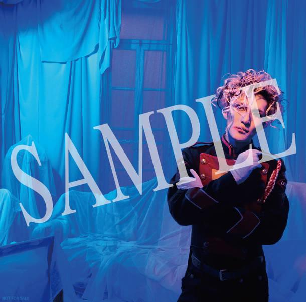 チェーン別オリジナル特典:Amazon.co.jp 『ブルーフィルム –Revival-』オリジナルアナザージャケット ソロ(ランダム)ver.