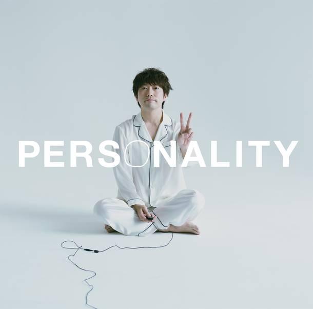 アルバム『PERSONALITY』【期間生産限定盤A】(2CD)