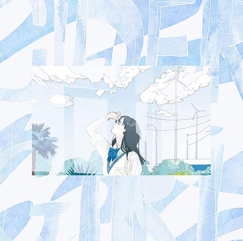 シングル「落陽/ID」('20)/サイダーガール