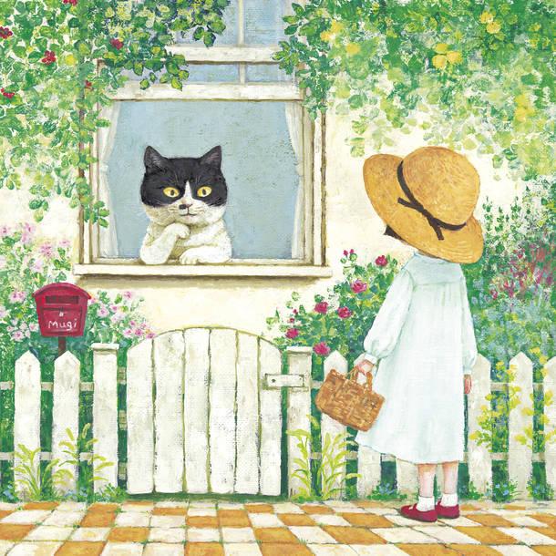 EP『窓辺の猫 e.p.』