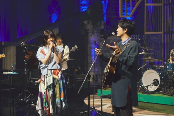 2020年9月19日 at デジタルフェス(いきものがかり)