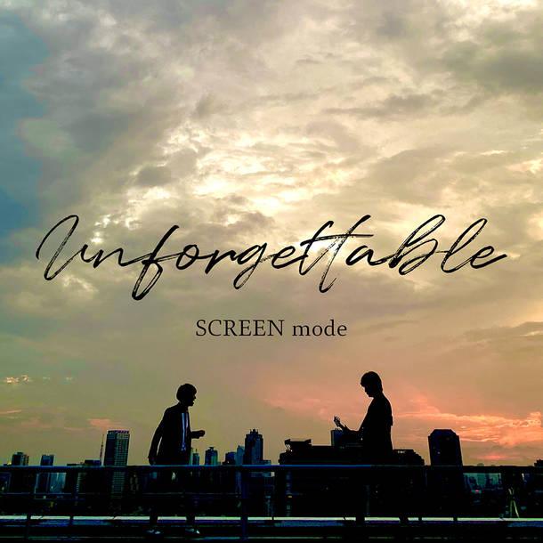 配信楽曲「Unforgettable」