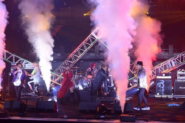 2020年9月19日(土) at ぴあアリーナMM(無観客)(FLOW×影山ヒロノブ×奥井雅美)
