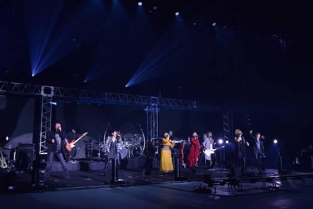2020年9月19日(土) at ぴあアリーナMM(無観客)(angela×JAM Project)