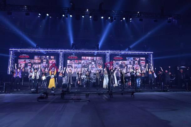 2020年9月19日(土) at ぴあアリーナMM(無観客)(ALL LINEUP)