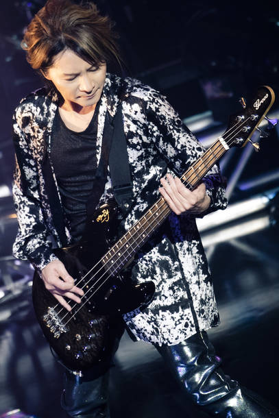 無観客オンライン生配信『ABRACADABRA LIVE ON THE NET』 Photo by 田中聖太郎