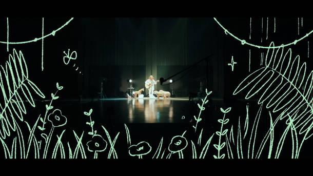 コレサワ:9月22日(火・祝)生配信弾語りライブ「君が帰ったあとには」/Photo by 留置太輔