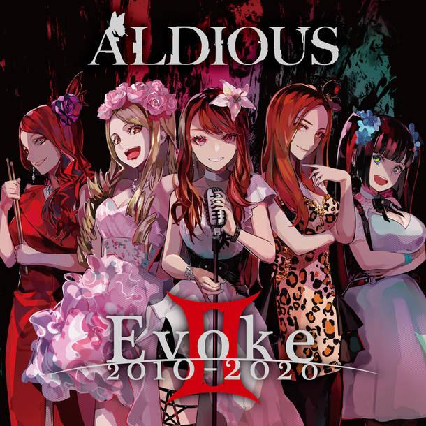 アルバム『Evoke II 2010-2020』【通常盤】(CD)