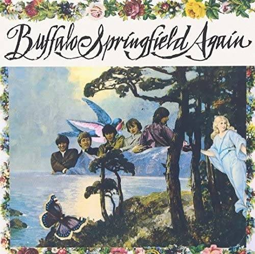 『Again』('67)/Buffalo Springfield