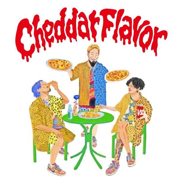 ミニアルバム『Cheddar Flavor』