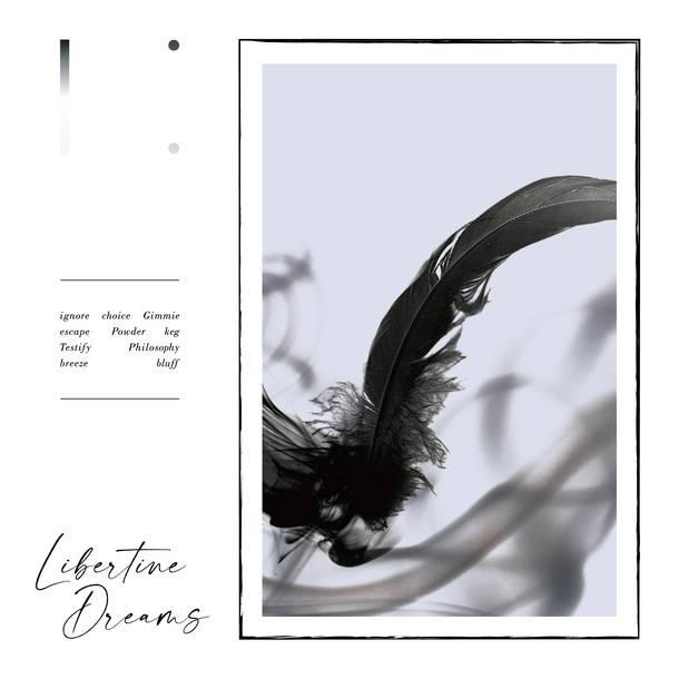 アルバム『Libertine Dreams』【完全生産限定盤-LP SIZE BOX-】(CD+Blu-ray+写真集)