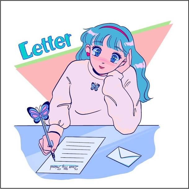 配信シングル「Letter」