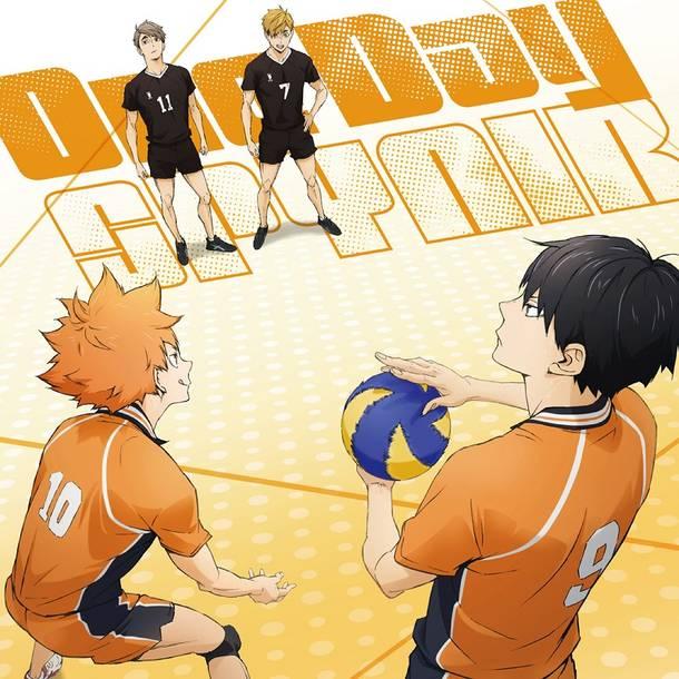 シングル「One Day」【CD】(CD+DVD)