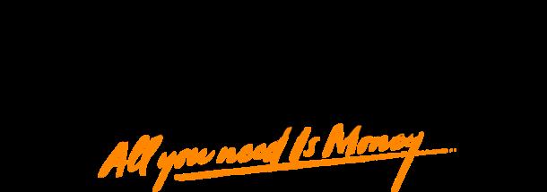 ゲーム『A.I.M.$ -All you need Is Money-』ロゴ (C)NHN PlayArt Corp.