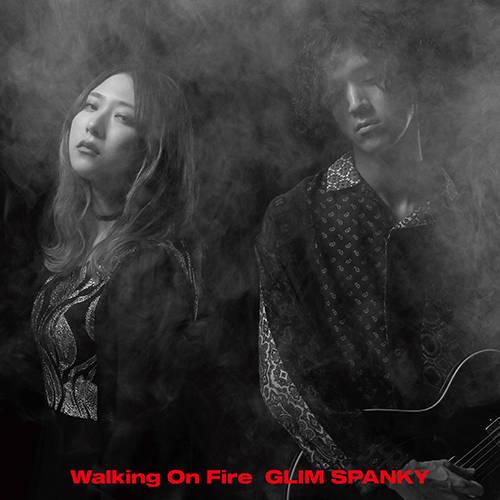 アルバム『Walking On Fire』【初回限定盤】(2CD+DVD)
