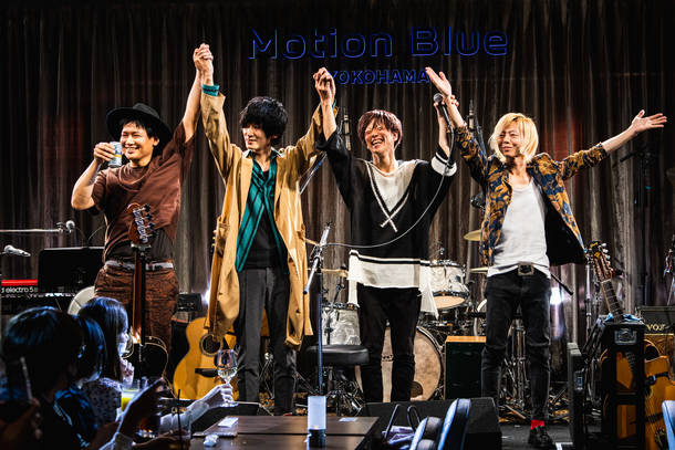 2020年10月3日 at Motion Blue YOKOHAMA