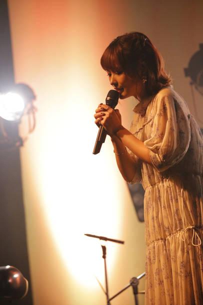 10月4日@『A-on STORE Presents 「渕上舞 アコースティックLIVE 01」』