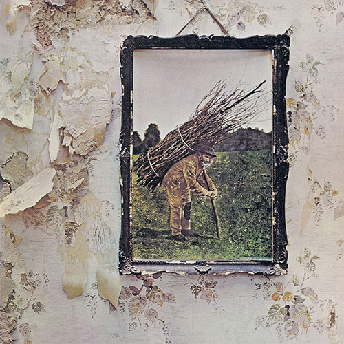 『IV』('71)/Led Zeppelin