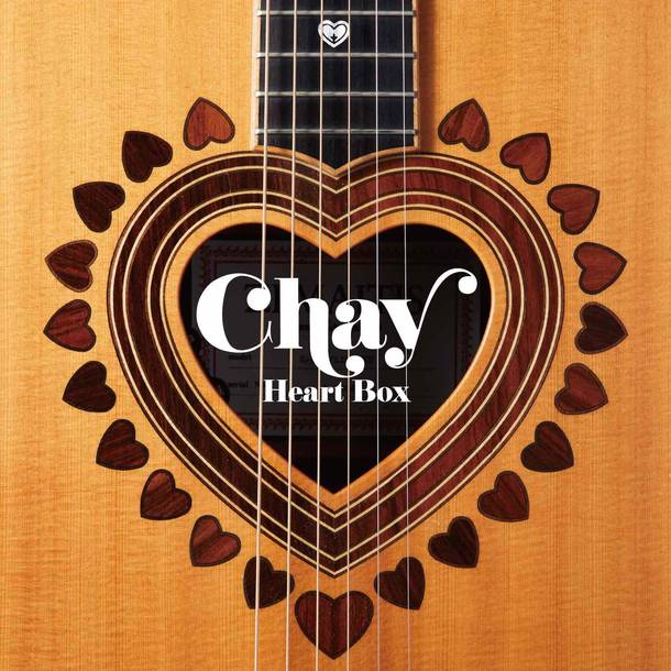 アルバム『Heart Box』