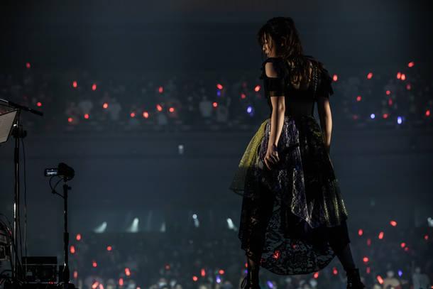 10月9日@LINE CUBE SHIBUYA(渋谷公会堂) photo by  小林弘輔