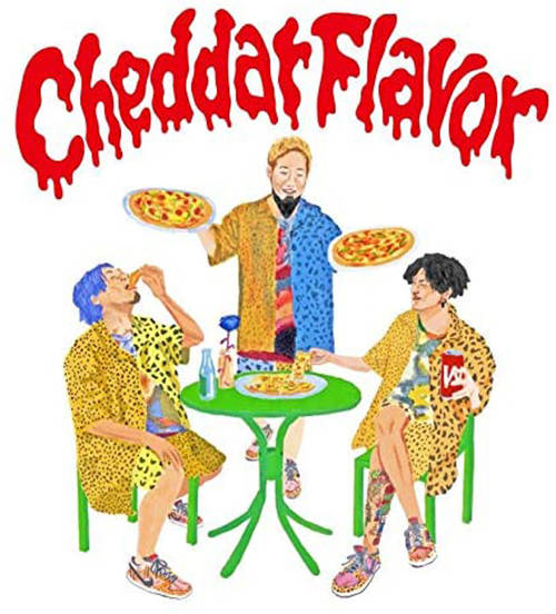 「LIFE」収録アルバム『Cheddar Flavor』/WANIMA