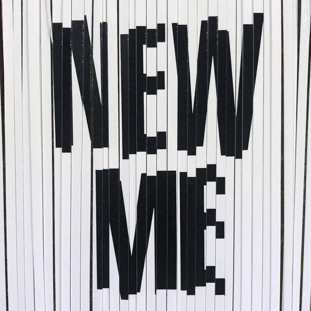 配信シングル「NEW ME」