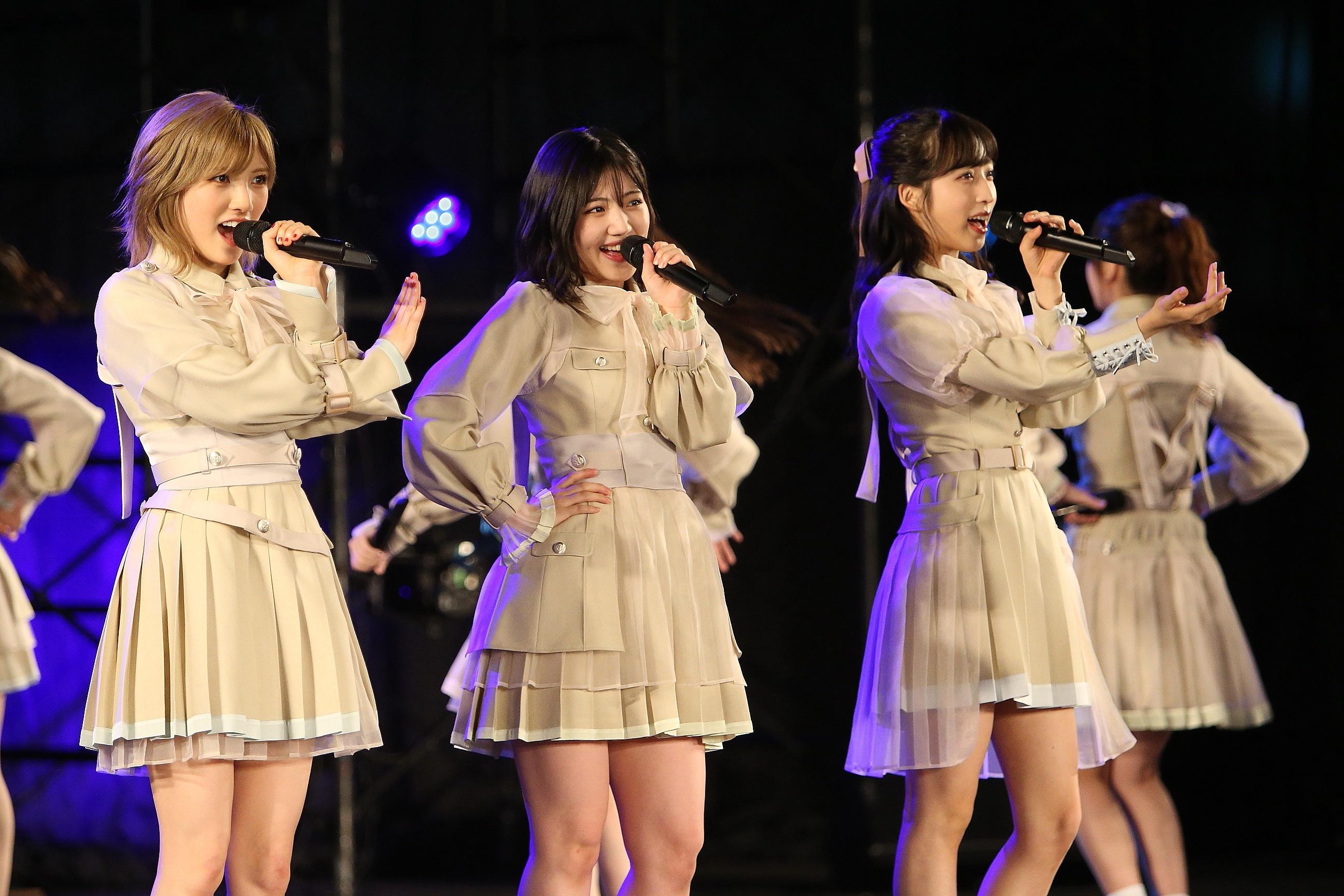10月17日ライブ (C) AKB48