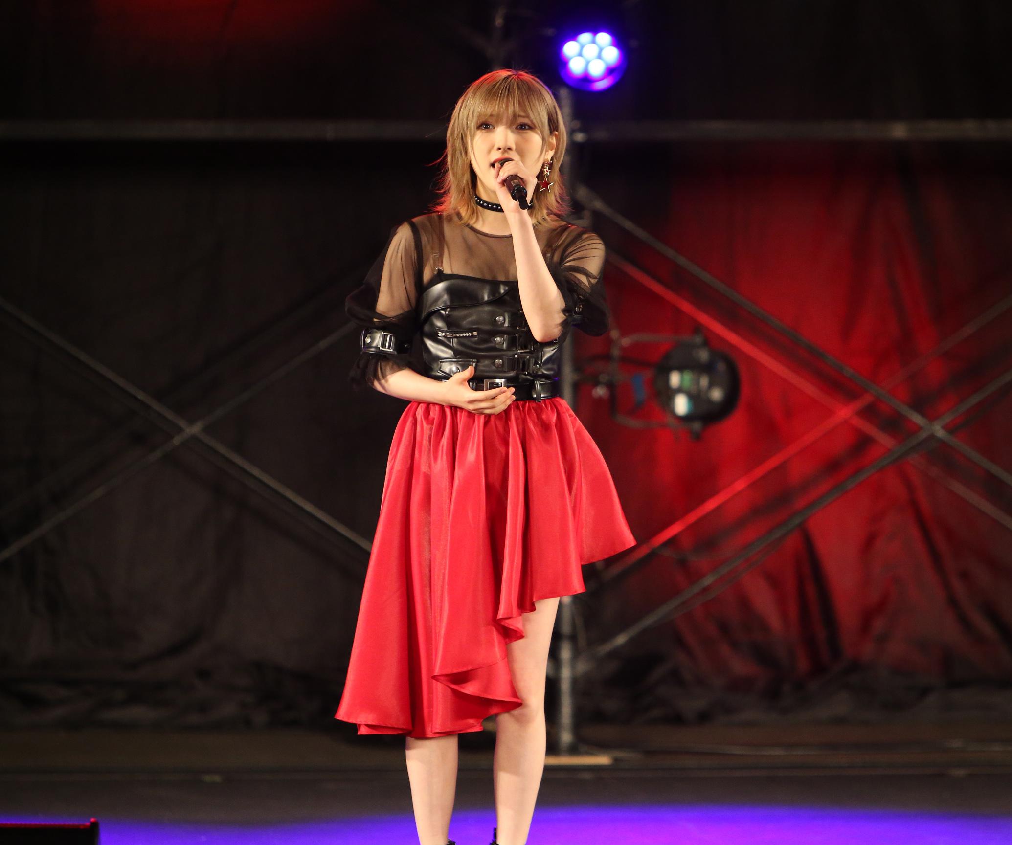 岡田奈々 10月18日ライブ (C) AKB48