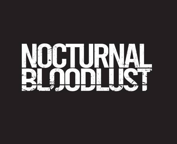 NOCTURNAL BLOODLUST ロゴ