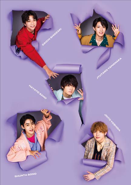 『M!LK mini photobook calendar 2021』