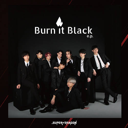 EP『Burn It Black e.p.』【通常盤】(CD)
