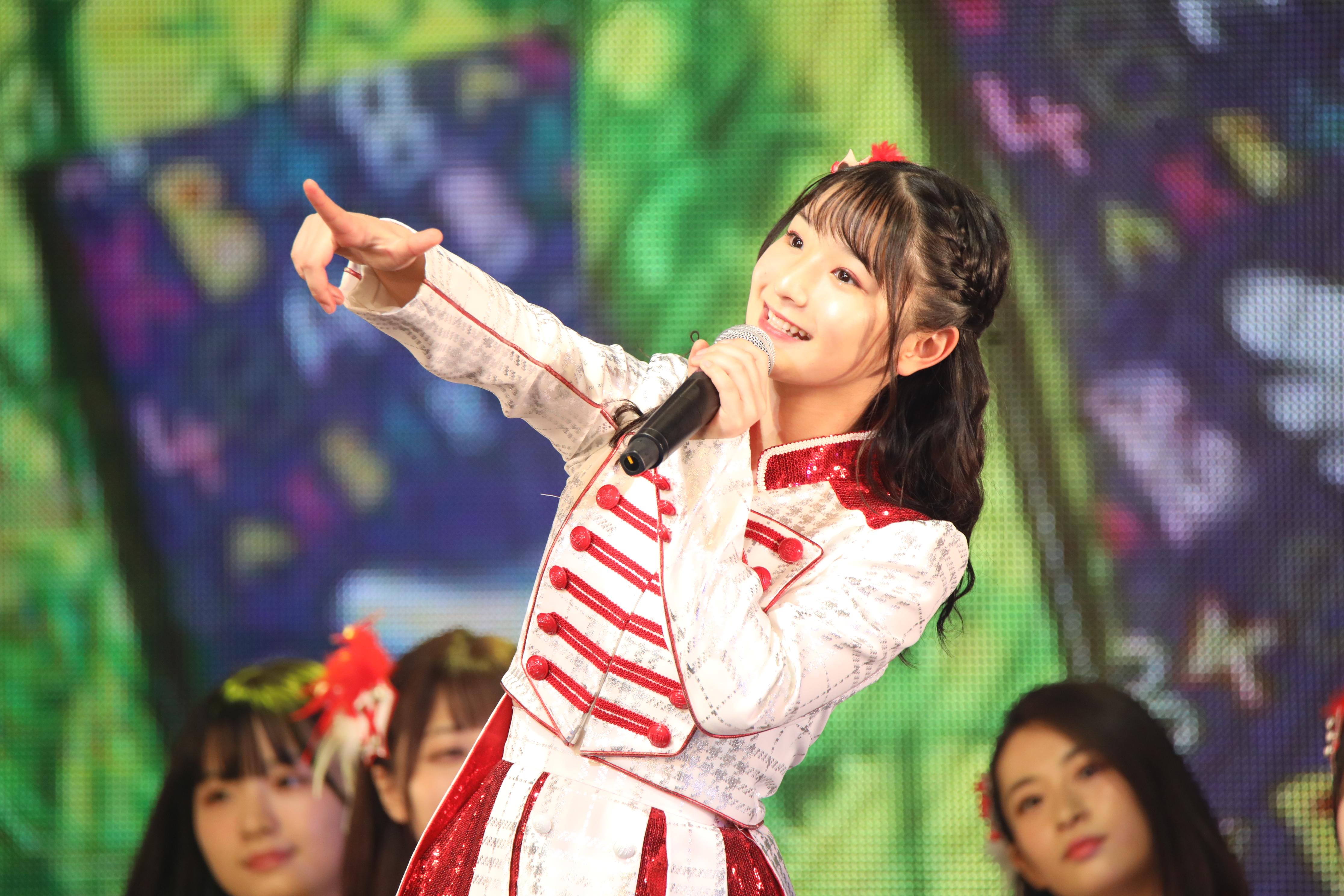 AKB48チーム8藤園麗