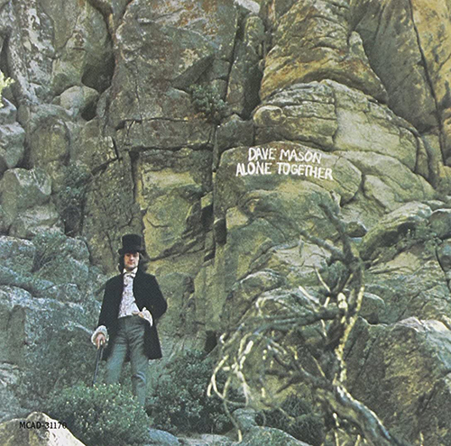 『Alone Together』('70)/Dave Mason