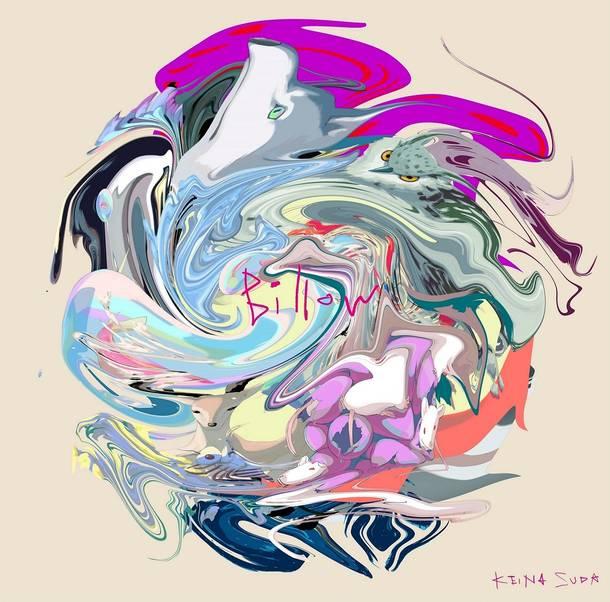 アルバム『Billow』【通常盤】(CD)