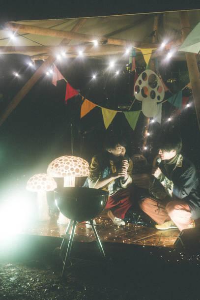 10月23日(菌)@配信ライブ「それでも進むから、少しの勇気を。」 photo by  鈴木友莉