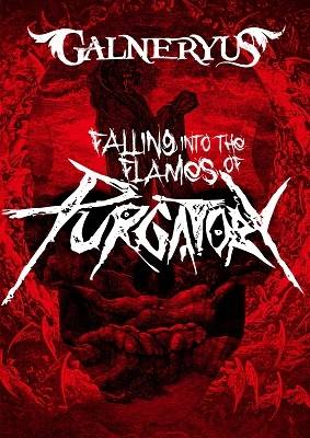 DVD&Blu-ray『FALLING INTO THE FLAMES OF PURGATORY』