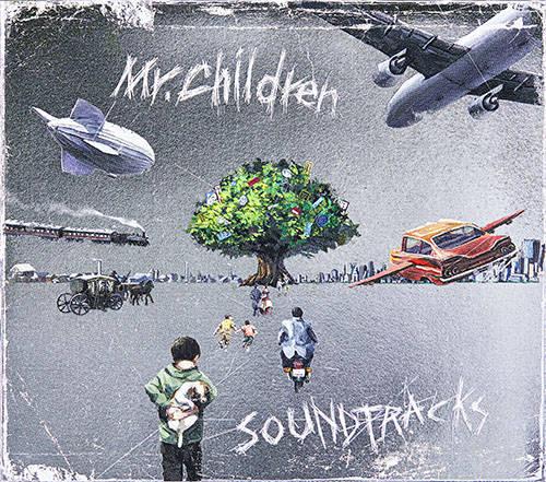 アルバム『SOUNDTRACKS』
