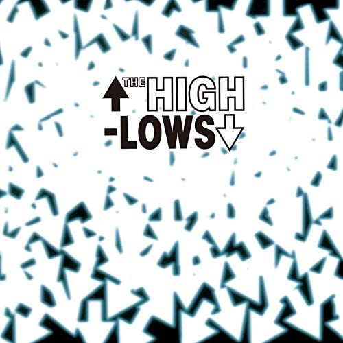 『THE HIGH-LOWS』('95)/↑THE HIGH-LOWS↓