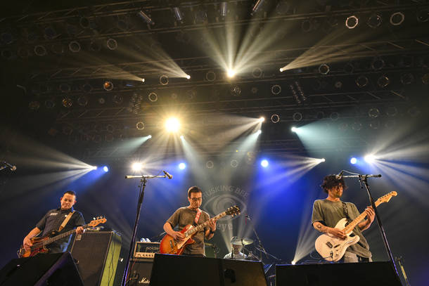 10月15日@渋谷TSUTAYA O-EAST