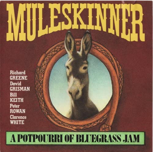 『Muleskinner』('74)/Muleskinner