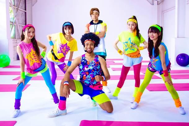Girls² feat.黒木啓司,NESMITH