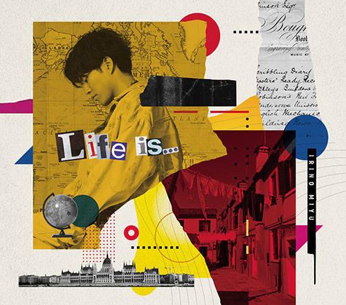 アルバム『Life is...』【豪華盤】(CD+Blu-ray)