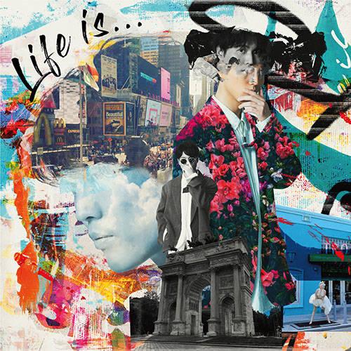 アルバム『Life is...』【通常盤】(CD)